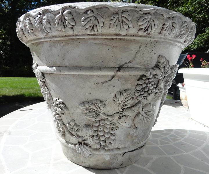 Fake Flower Pots Outdoor
